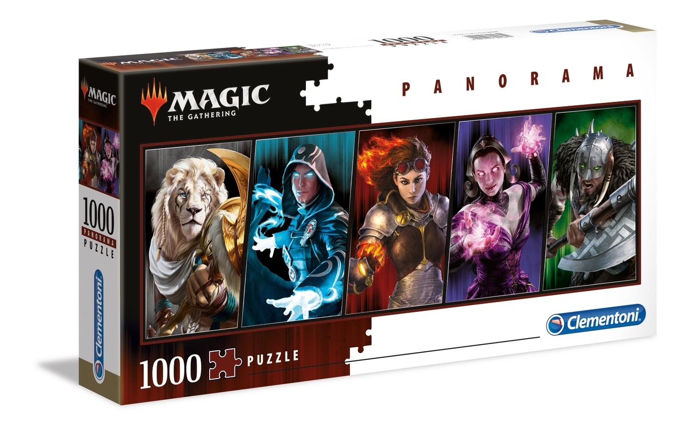 Puzzle 1000 Panorama: Magic The Gathering (39565)
