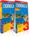Chorwacja 3w1: przewodnik + atlas + mapa