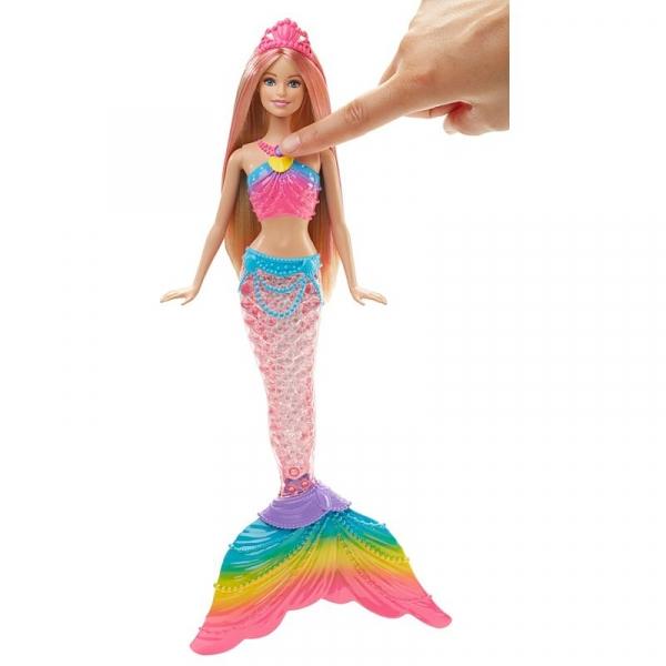 Barbie Tęczowa syrenka (DHC40)