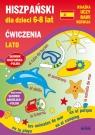 Hiszpański dla dzieci 6-8 lat Ćwiczenia Lato Jewiak Hanna, Piechocka-Empel Katarzyna