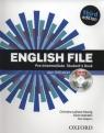 English File Pre-Intermediate Student's Book + CD