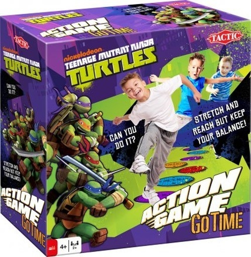 Turtles Go Time (40865)