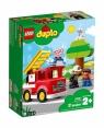 Lego Duplo: Wóz strażacki (10901)