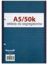 Wkład do segregatora Dan-Mark A5/50k A5