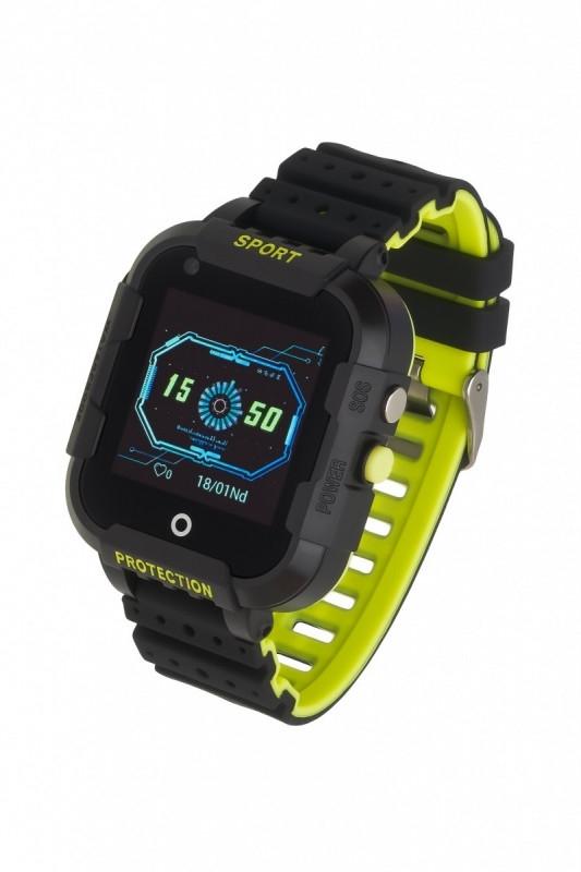Smartwatch Garett Kids 4G Czarny (5903246284652)