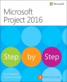 Microsoft Project 2016 Krok po kroku Chatfield Carl, Johnson Timothy