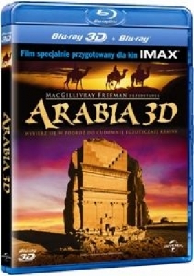 Arabia 3D (Blu-ray)