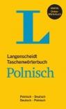 Langenscheidt Taschenwörterbuch Polnisch. Polnisch-Deutsch/Deutsch-Polnisch