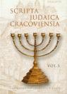 Scripta Judaica Cracoviensa