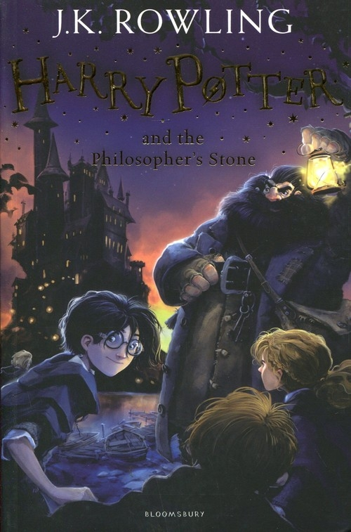 Harry Potter and the Philosophers Stone Rowling J.K.
