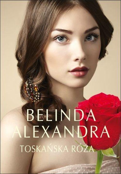 Toskańska róża Alexandra Belinda