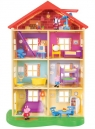 Świnka Peppa - Domek rodzinny światło i dźwięk (00542)