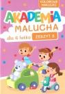 Akademia Malucha dla 6-latka zeszyt 3
