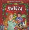 Święta. Książka z puzzlami (Uszkodzona okładka)