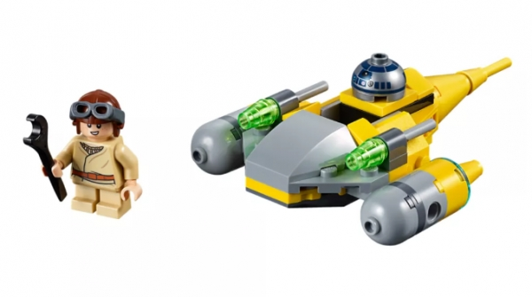 LEGO Star Wars: Myśliwiec z Naboo (75223)