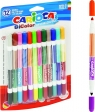 Pisaki Carioca BiColor 12 sztuk (42265)