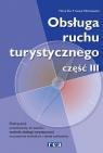 Obsługa ruchu turystycznego podręcznik część 3 Technikum, szkoła Peć Maria, Michniewicz Iwona