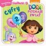 Ciekawski przedszkolak 3+ Dora poznaje świat Cyfry