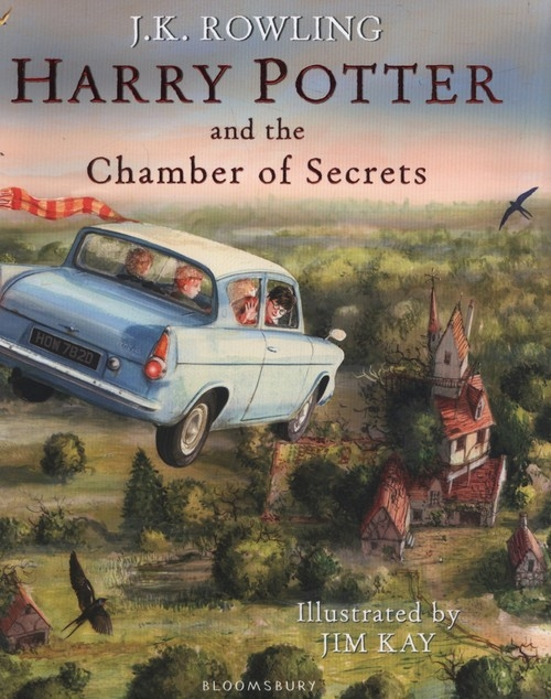 Harry Potter and the Chamber of Secrets Rowling J.K.