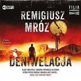 Deniwelacja (Audiobook) Remigiusz Mróz