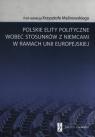 Polskie elity polityczne wobec stosunków z Niemcami w ramach Unii Europejskiej