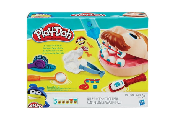 Play-Doh Dentysta (B5520) (Uszkodzone opakowanie)