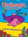 Kąpielowa zmieniająca kolor - Zwierzęta morskie