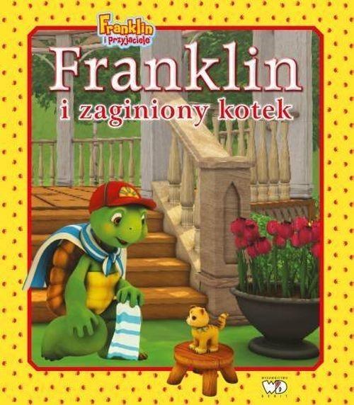 Franklin i zaginiony kotek Bourgeois Paulette