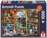 Puzzle 1000 Magiczny świat bajek G3