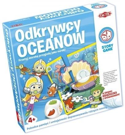Gra Odkrywcy oceanów (54865)