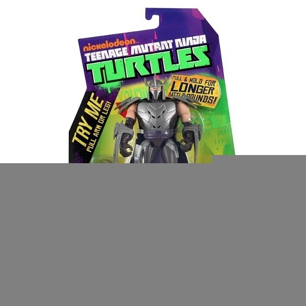 TURTLES Żółwie Ninja SFX Shredder z dzw.15 cm