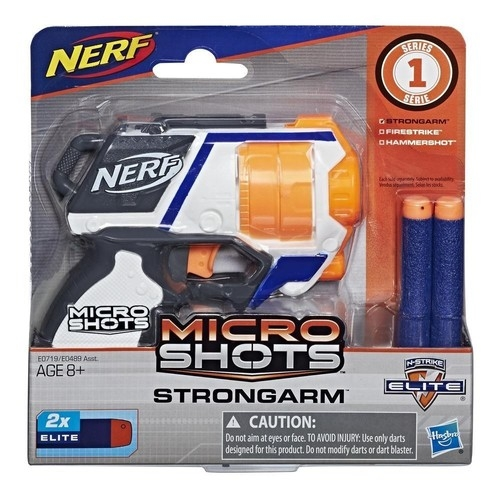 NERF Microshots pistolet  Strongarm