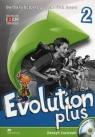 Evolution Plus 2 Zeszyt ćwiczeń