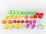 Warzywa i owoce plastikowe 32 sztuki (CA041990)