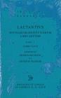 Bibliotheca scriptorium Graecorum et Romanorum Lactantius