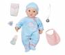 Baby Annabell: Lalka funkcyjna - chłopiec 43 cm (794654)