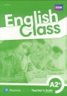 English Class A2+ TB PEARSON +CD Rod Fricker