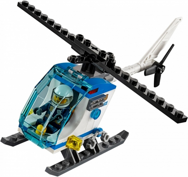 Lego City: Posterunek Policji (60141)
