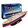 Puzzle 3D: Titanic (306-24011)