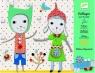 Zestaw artystyczny Kolaż dzieciaki (DJ08665)