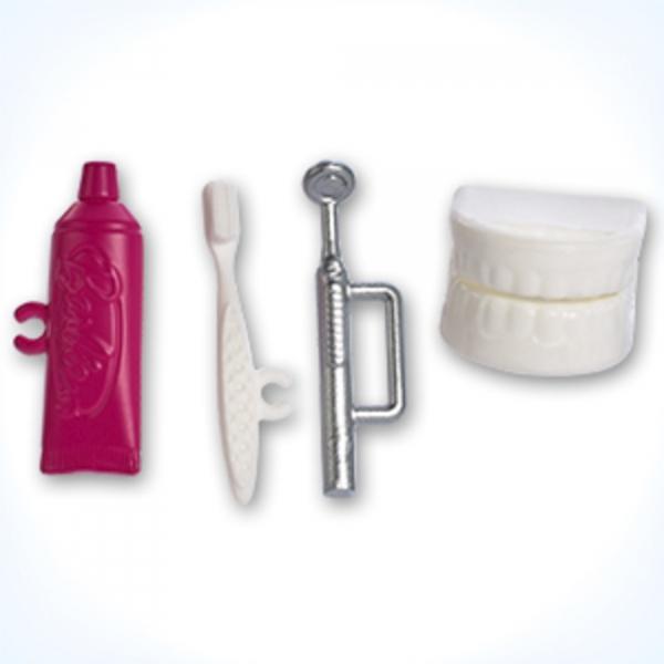 Lalka Barbie Dentystka (DHB63/FXP16)