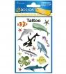 Tatuaże dla dzieci - Zwierzęta morskie (56765)