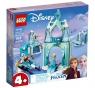 Lego Disney Frozen: Lodowa kraina czarów Anny i Elsy (43194) 0