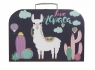 Kuferek średni Lama