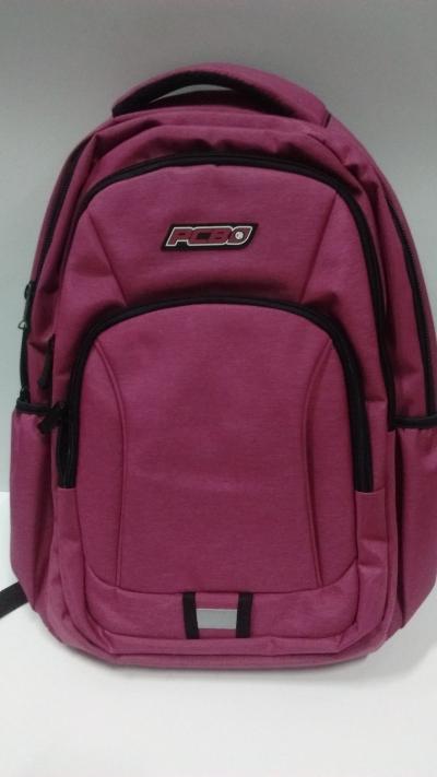 Plecak PCB różowy .