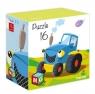 Puzzle 16: Traktor