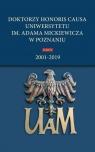 Doktorzy honoris causa Uniwersytetu im. Adama Mickiewicza w Poznaniu, t. IV: