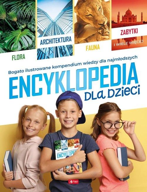 Encyklopedia dla dzieci - edycja 2021 null null