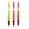 Pióro atramentowe Toma NEON (517-06)mix kolorów