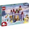 Lego Disney Princess: Zimowe święto w zamku Belli (43180) Wiek: 4+
